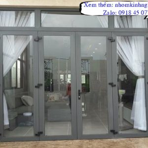 Cửa nhôm kính tại Vinh Nghệ An