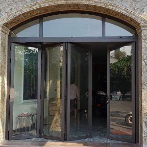 Cửa nhôm việt pháp tại thành phố Vinh